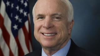 (U.S. Sen John McCain / Official Senate Photo)