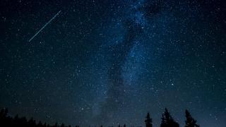 Meteors are best viewed under dark skies. (Neale LaSalle / Pexels)