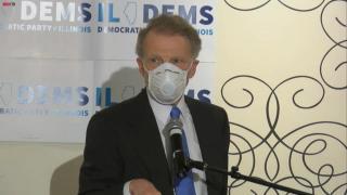 Illinois House Speaker Michael Madigan (WTTW News)