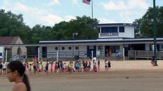 A file photo of Montrose Beach in Chicago. (WTTW News)