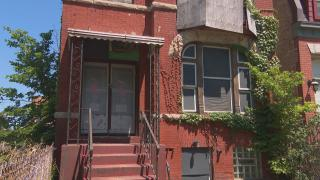 The North Kenwood house Muddy Waters bought will be preserved as a museum, recording studio and more. (WTTW News)