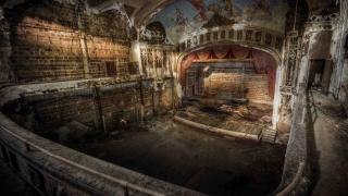 Some photographers explore cities through their neglected places. At personal risk and sometimes legal jeopardy, they look for beauty in forgotten and faded locales. (Credit: Jerry Olejniczak)