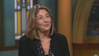 "Naomi Klein appears on ""Chicago Tonight"" on Oct. 2, 2019."