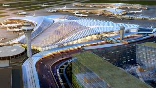 The O'Hare expansion proposal from Studio ORD (Chicago Department of Aviation)