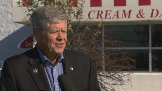 Jim Oberweis (WTTW News)