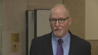 """Chicago mayoral candidate Paul Vallas wants candidates to release their tax returns. """"You've got 'em. You filed 'em, you submitted 'em. Just release 'em,"""" he said Thursday, Dec. 20, 2018."""