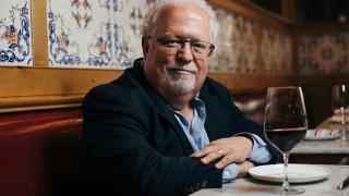 Chicago Tribune restaurant critic Phil Vettel (Courtesy of Chicago Tribune)