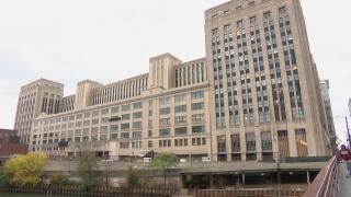 Chicago's Old Post Office on Oct. 21, 2019. (WTTW News)