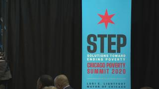 The STEP Summit in Chicago on Thursday, Feb. 20, 2020. (WTTW News)