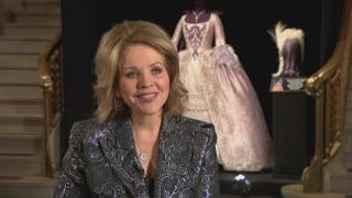 Renée Fleming sits down for an interview with Eddie Arruza on March 20, 2019.