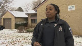 Rockford Police Officer Patrice Turner (WTTW News)