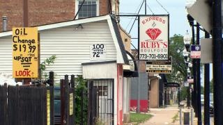 The Roseland neighborhood of Chicago. (WTTW News)
