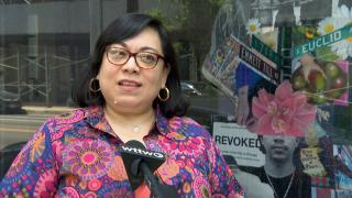 Music journalist Sandra Treviño shares five new songs perfect for a road trip or beach day to get your summer playlist started. (WTTW News)