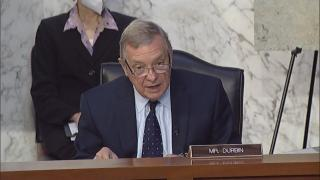 U.S. Sen. Dick Durbin (WTTW News via CNN)