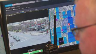 The city's Inspector General's office reports that alerts by the gunshot detection technology system ShotSpotter used by the Chicago Police Department 'rarely' lead to evidence of a gun crime.