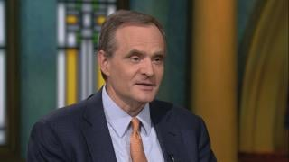 """MIT economist Simon Johnson, co-author of the new book """"Jump-Starting America,"""" appears on """"Chicago Tonight."""""""