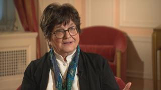 Sister Helen Prejean speaks with WTTW News.