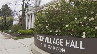 The village of Skokie (WTTW News)