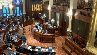 After several late nights and an extra day on the legislative calendar, state lawmakers wrapped up their spring session May 31, 2021. (WTTW News)