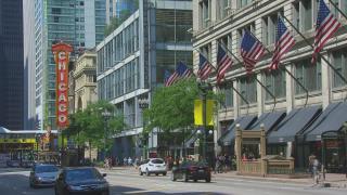State Street in Chicago (WTTW News)