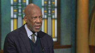 """Terrence Roberts, one of the surviving members of the Little Rock Nine, appears on """"Chicago Tonight."""""""