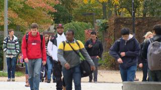 College campuses across the state with the return of in-person classes and activities after more than a year. (WTTW News)