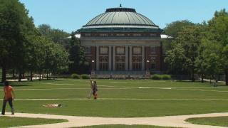 A file photo of the University of Illinois at Urbana-Champaign. (WTTW News)