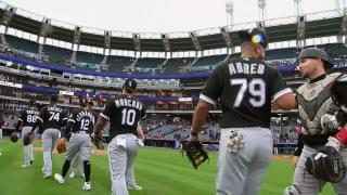Last season, the White Sox became the first team in MLB history to have an all-Cuban born top four in their lineup, but the history of Cubans and baseball bleeds back to the 1860s. (Courtesy NBC Sports Chicago)