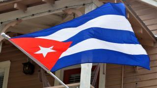 The Cuban flag. (Paul Brennan / Pixabay)