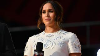 Meghan, Duchess of Sussex, is urging Congressional Democratic leadership to pass federal paid family and medical leave. (Erik Pendzich / Shutterstock)