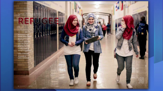 How One Chicago Public High School is Embracing Refugee Stud