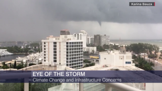 Climate Change, Infrastructure Failings in Extreme Weather
