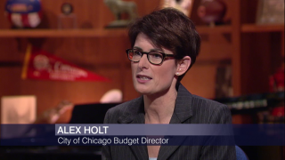 Exit Interview with Alex Holt, Chicago Budget Director