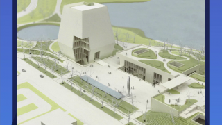 Obama Library Designs Unveiled
