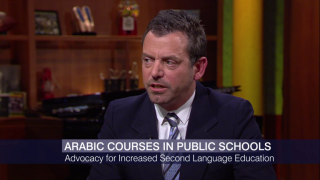 Teach Arabic at Public Schools? Why One Professor Says 'Yes'