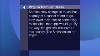 Viewer Feedback: 'The Greatest Museums In This Country Are F