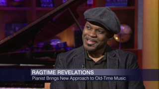 Ragtime Revelations with Reginald Robinson