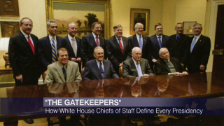 'The Gatekeepers' Illustrates Power of White House Chief of