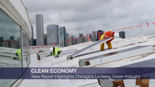 Growing Clean Economy Can Bring More Jobs to Chicago, Report