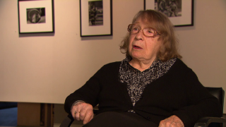 Photographer Sabine Weiss, 92, 'Very Pleased' With Life's Wo