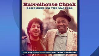 Barrelhouse Chuck, Keeper of the Blues Flame
