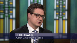 Chris Hayes on Why Some in US Live in 'A Colony in a Nation'