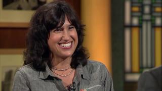 July 21, 2014 - Jeanne Nolan Talks Garden