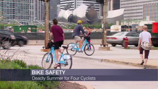 Recent Fatalities Raise Questions About Chicago Bike Safety