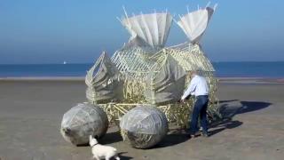Inside the World of Theo Jansen's 'Strandbeest'