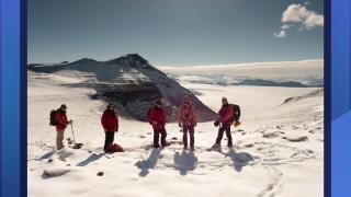 Fossil Hunt Leads U of C Professor to Antarctica