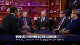 University Presidents Speak Out on State Stopgap Budget