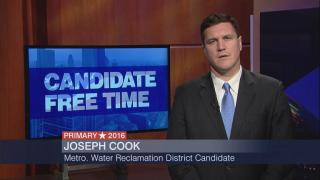 Candidate Free Time: Joseph Cook