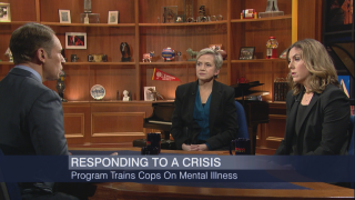 Mental Health Crisis Training for Cops Faces Funding Gaps