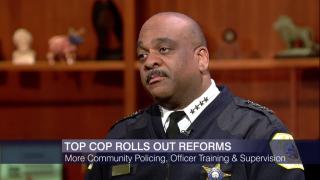 Eddie Johnson Talks New Police Reforms